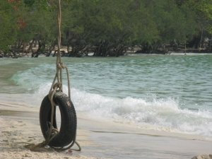 tire swing thailand